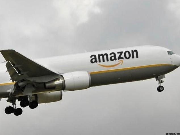 La strategia di Amazon, un aeroporto per fare tutto da sola