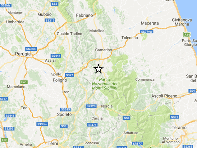 Terremoto, registrata scossa di 2.6 nel fiorentino