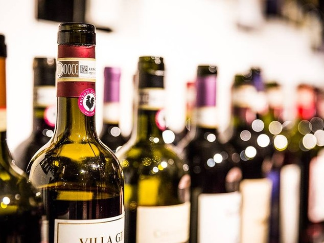 Chianti wine gets on the road in South America