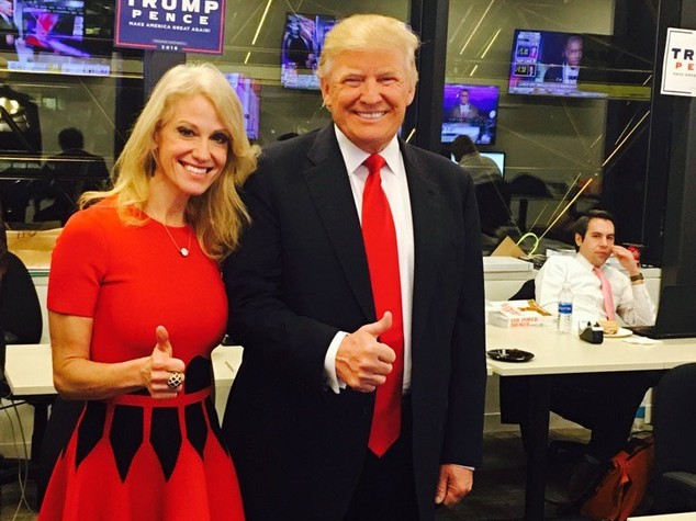 """Consigliera di Trump cita """"massacro di Bowling Green"""". Ma non è mai avvenuto"""
