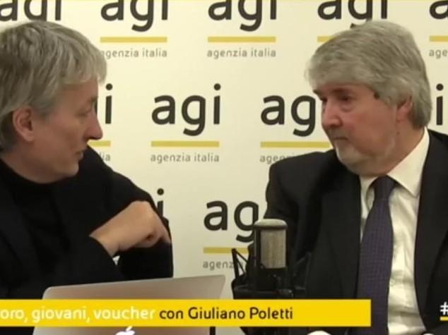 Poletti a Viva l'Italia, come ministro mi do un 6+. Pesano gaffe e difficoltà