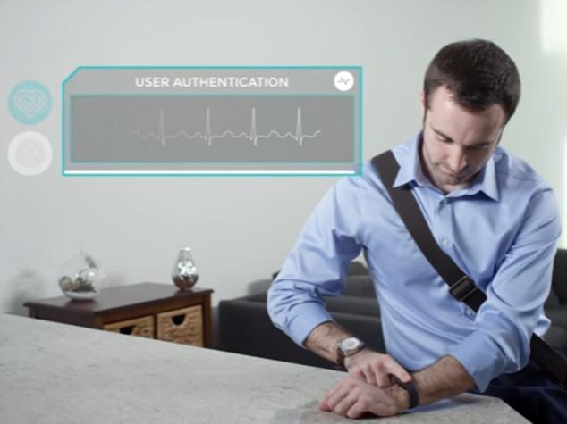 Useremo il battito cardiaco come password - Video