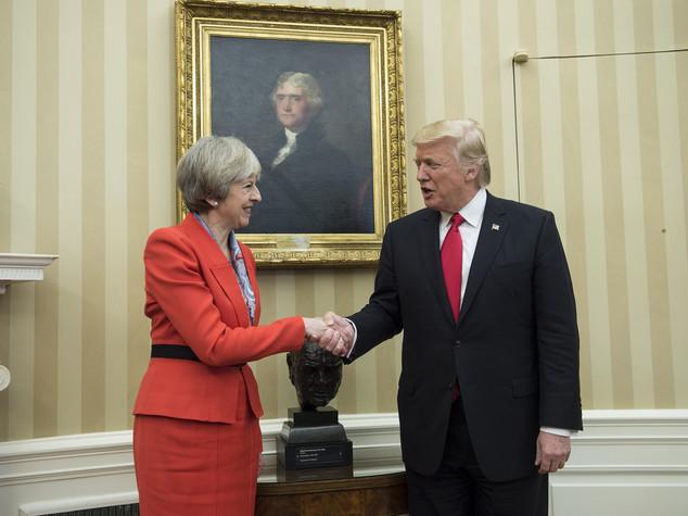 Mogherini spiega come cambiano i rapporti Usa-Ue con Trump