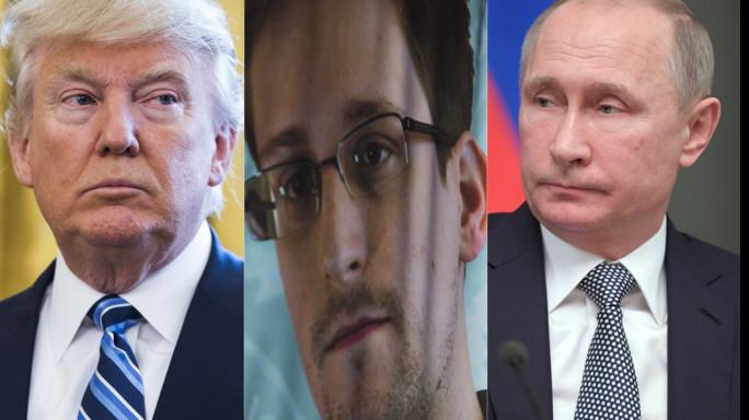 Putin vuole regalare Snowden a Trump? Indizi