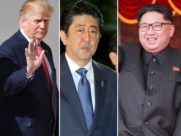Trump soft, in 23 parole la risposta alla Nord Corea