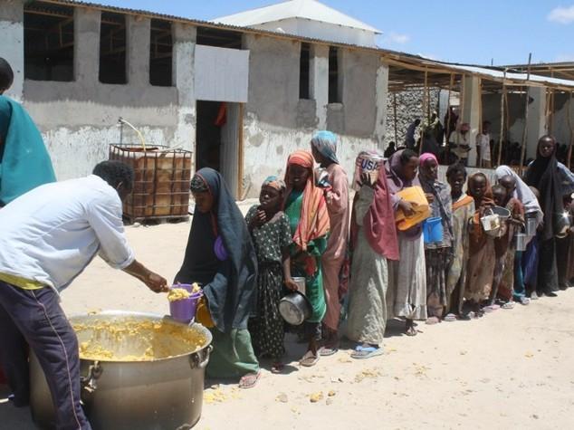 Nel Corno d'Africa si muore di fame e il mondo libero se ne frega