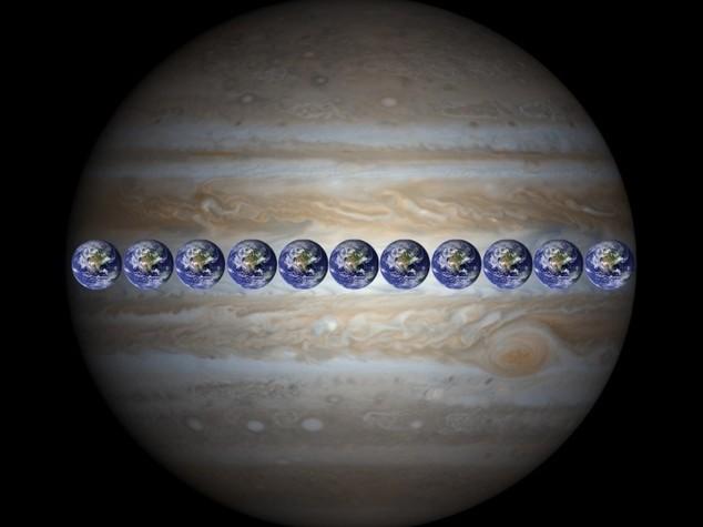 Come appare Giove se mettiamo insieme 1000 foto di 91 astronomi dilettanti