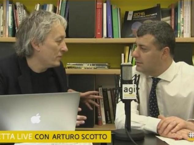 Arturo Scotto: con Pisapia la sinistra può puntare al 20%