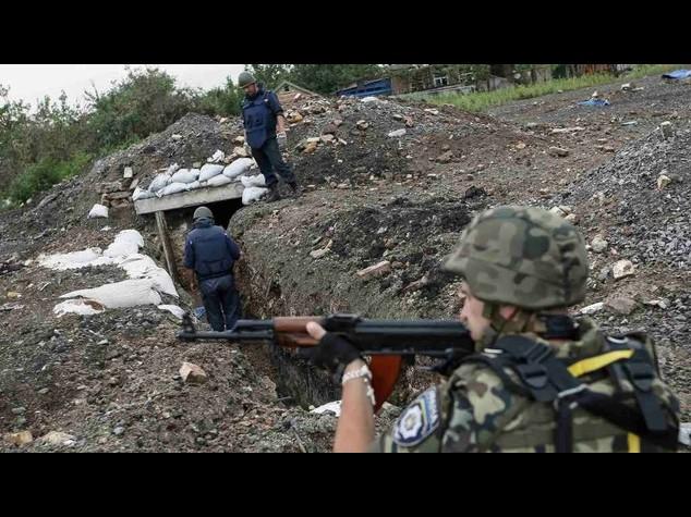Ucraina: morti 11 soldati di Kiev in scontri con i filo-russi