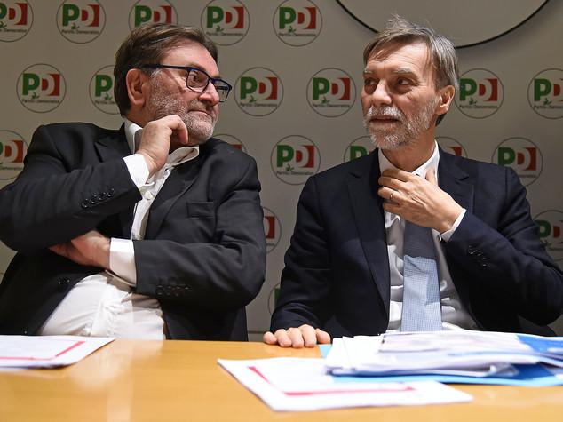 """""""Da Renzi nemmeno una telefonata per evitare la scissione"""". Fuorionda di Delrio"""