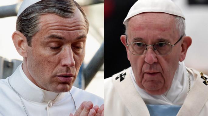 La volta che Francesco si è comportato come 'The young Pope'