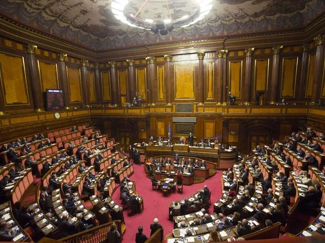 I fatti del 18 febbraio dal primo parlamento italiano for Oggi in parlamento