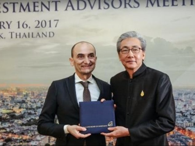 Ducati CEO becomes Honorary Investor Advisor in Thailand