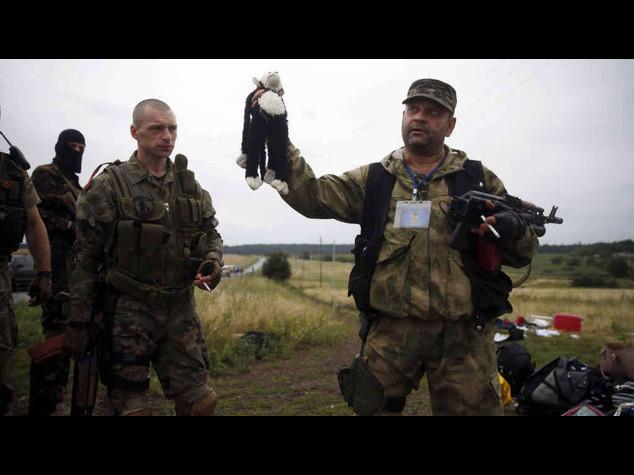 Boeing abbattuto: scambiato da separatisti per aereo militare Kiev