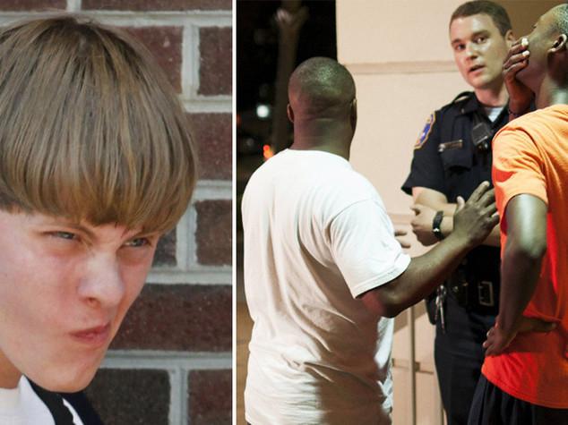"""Confessa il killer di Charleston """"volevo la guerra razziale"""""""