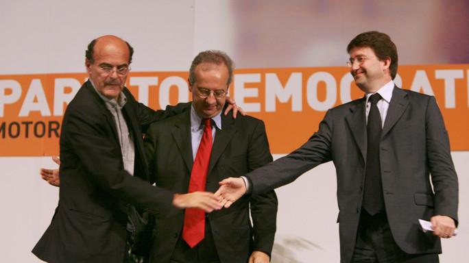 Primarie Pd, atto IV: da Veltroni a Bersani e Renzi
