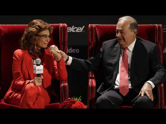 Sophia Loren compie 80 anni, ultima diva del cinema italiano - Video