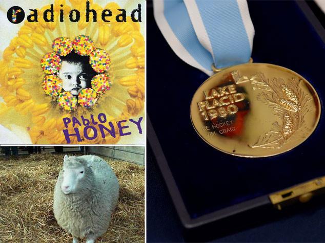 I fatti del 22 febbraio, dal primo album dei Radiohead alla clonazione della pecora Dolly