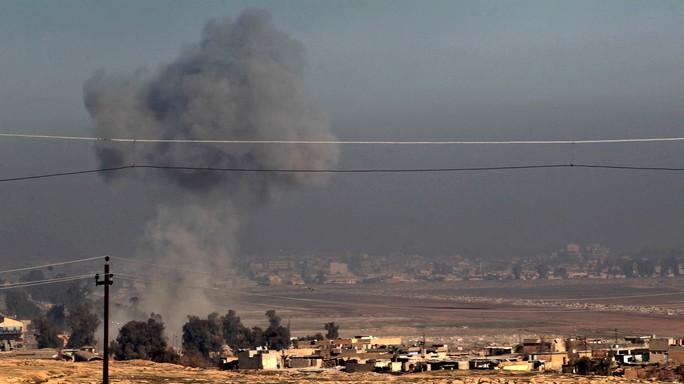 Cosa succede a Mosul