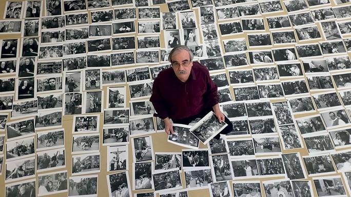 Italian photographer Pietropaolo on show in Toronto