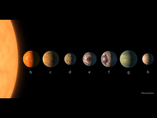 Viaggio Nel Sistema Solare - Magazine cover
