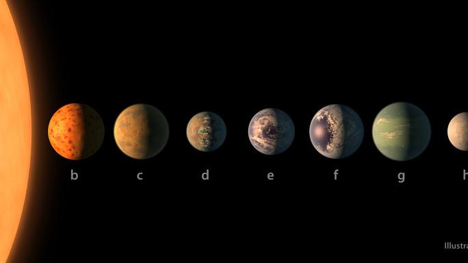 Con i 7 pianeti scoperti dalla Nasa siamo a un passo dal più bel regalo all'umanità