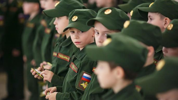 'Assalto al Reichstag': così Putin fa divertire i bambini russi