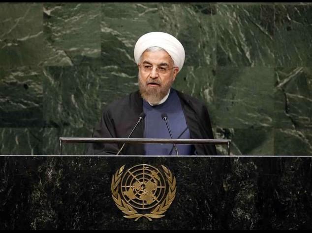 """Isis: Rohani accusa gli Usa """"Nascita califfato e' colpa sua"""""""