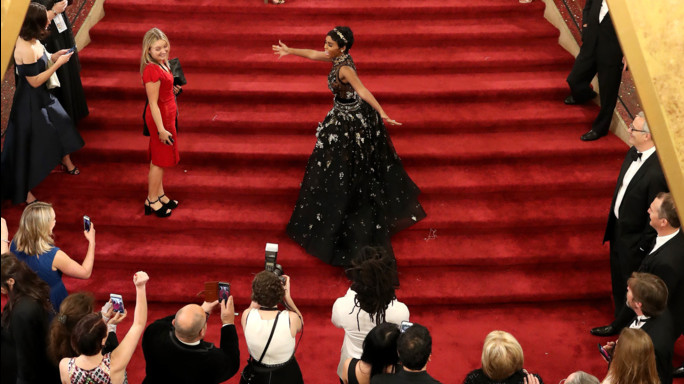 Oscar: le star vestite meglio. E le mise peggiori
