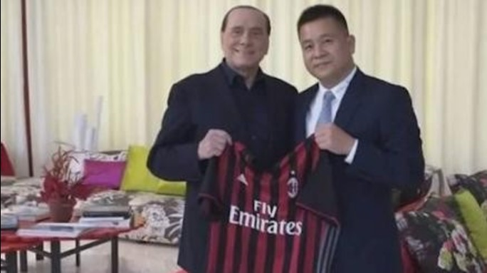 Closing Milan: ai cinesi di Sino-Europe Sports mancano 160 milioni