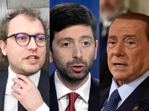 """Consip, Speranza insiste: """"via Lotti"""". Berlusconi: """"No sfiducia"""""""