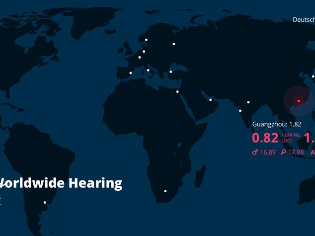 Le 10 città più rumorose al mondo. E le 10 più silenziose