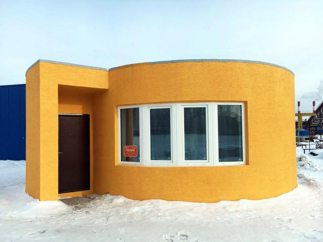 Come Costruire Una Casa Con Una Stampante 3D In Sole 24 Ore