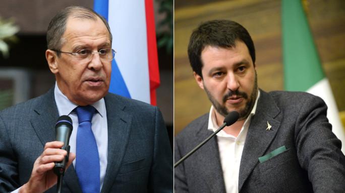 Che cosa si sono detti Salvini e il ministro degli Esteri russo