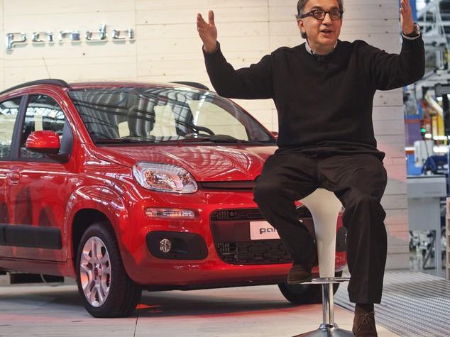 Fca, Marchionne: a Pomigliano altre macchine, Alfa o Maserati