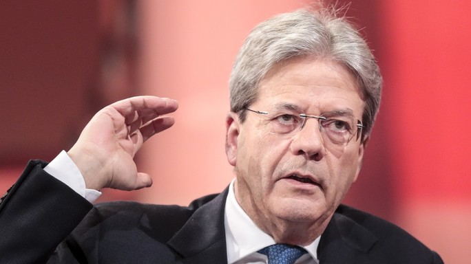 PM Gentiloni to launch European project in Rome