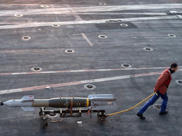 Una minaccia seria per i nostri mari: migliaia di bombe inesplose