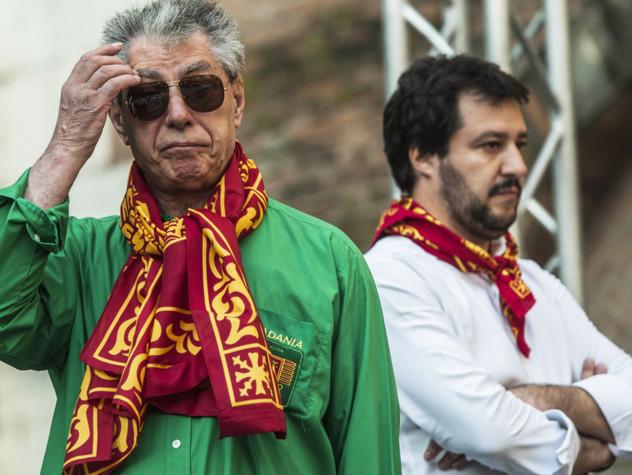 Bossi silura Salvini: la Lega nazionale affonderà