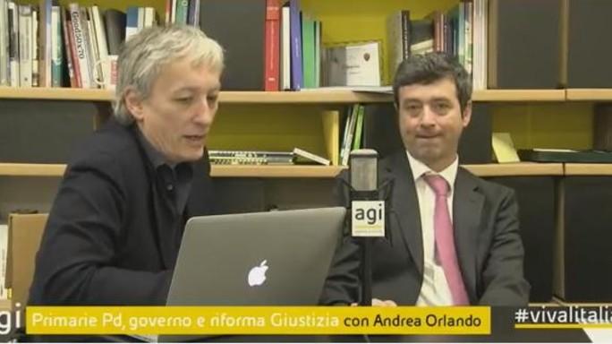 """Orlando (Pd): """"Contro la povertà, reddito di 800 euro"""""""