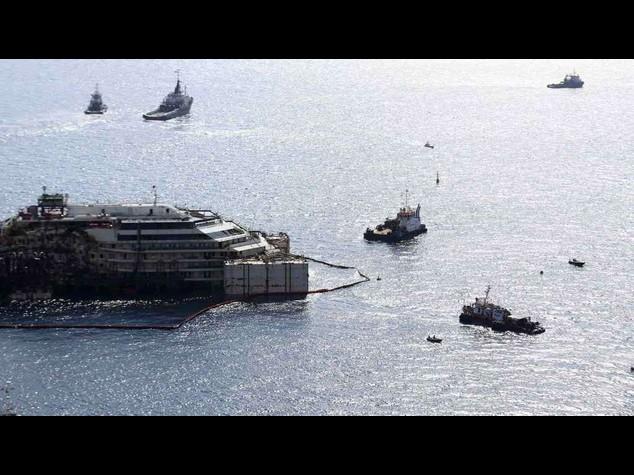 Concordia: Galletti, sversamenti inquinanti non ci sono stati