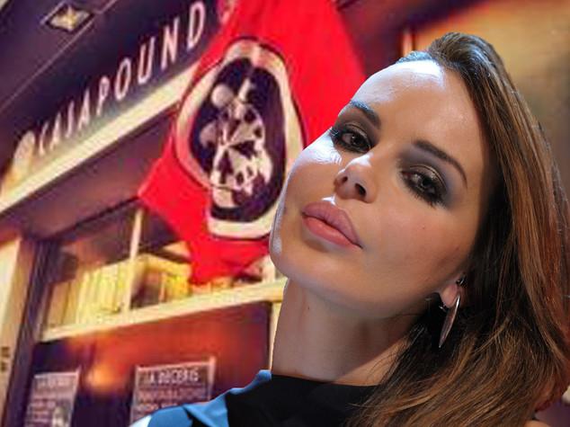 "Nina Moric: ""All'Italia serve gente carismatica, militerò in CasaPound"""