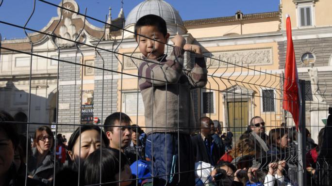 In Italia anche immigrati fanno meno figli