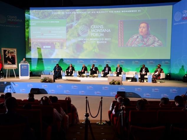 Marocco: al via Forum Crans Montana, focus su rinascita Africa