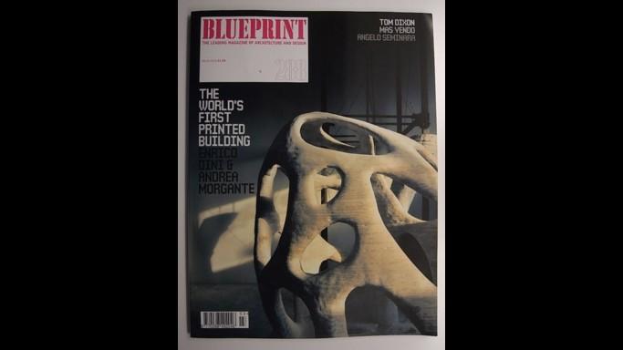 Enrico Dini, il primo stampatore di case in 3D