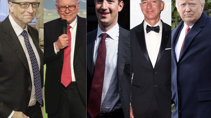 Bill Gates è sempre il più ricco, Trump perde 220 posizioni