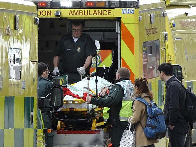 Nell'attentato a Londra 29 feriti di 9 Paesi
