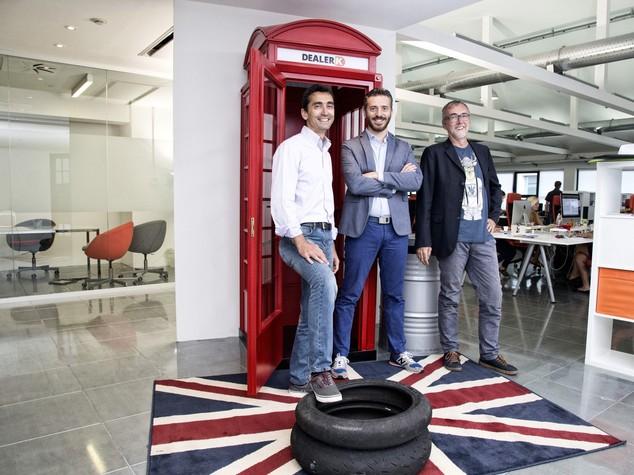 Crescere (e tanto) stando lontani da giornali e pellicole. 10milioni a MotorK, 'The Startup'