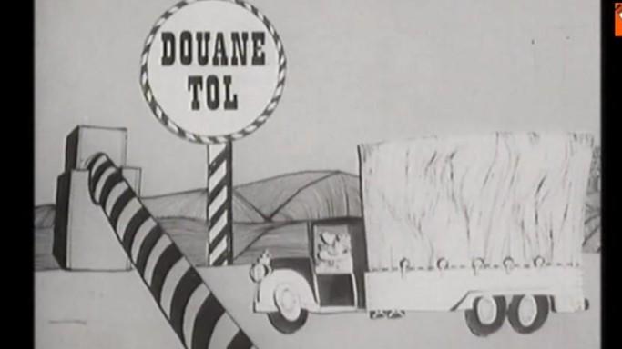 L'Europa spiegata con un cartone animato di 50 anni fa