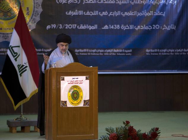 Da guerrigliero a conciliatore: storia di Muqtada al Sadr