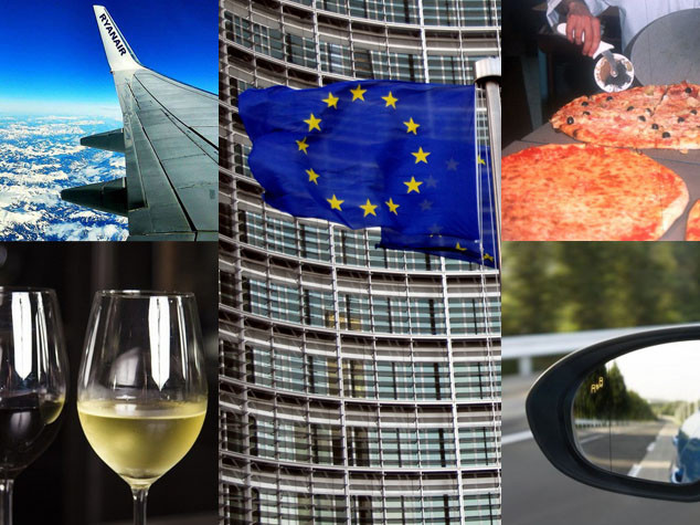 10 cose prima impossibili che questa Europa piena di difetti ci ha permesso di fare
